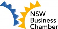 NSW business logo